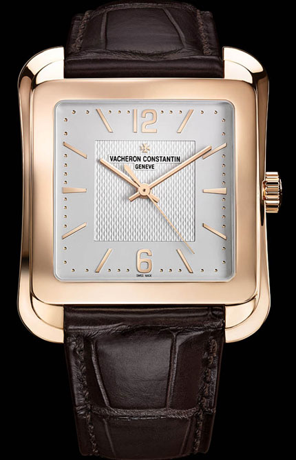 Vacheron Constantin Toledo 1951 Replica Watch With Pink Gold Case