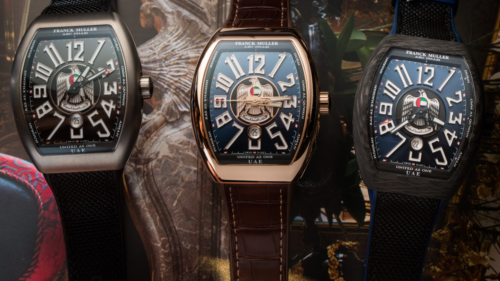 The Introduction Of High Quality Swiss Franck Muller Replica Watches