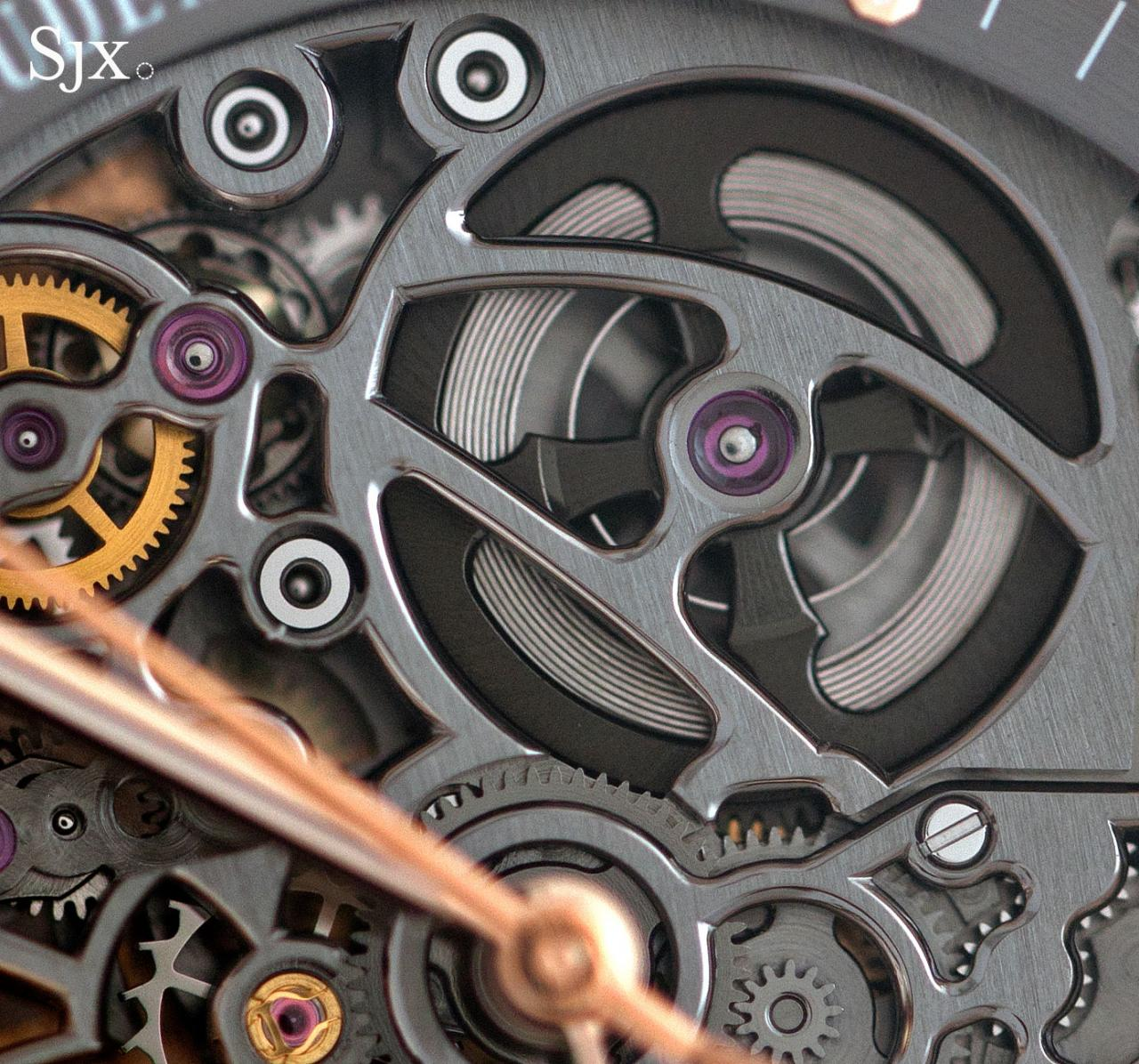 Audemars Piguet Royal Oak Double Balance Wheel Openworked pink gold 6