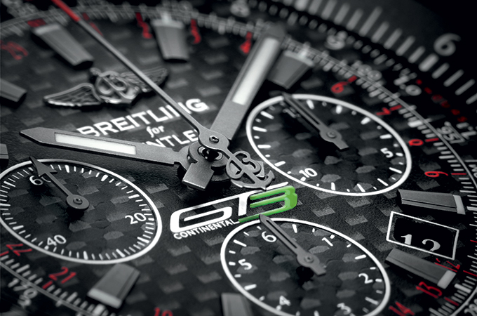 Breitling Bentley GT3 Chronograph Limited Edition Replica Watch Review