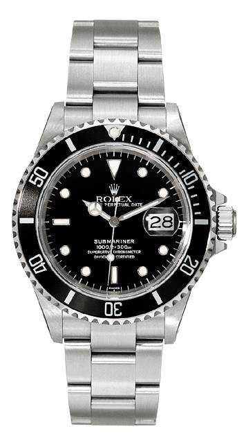 Rolex Submariner Black Dial Watch Review