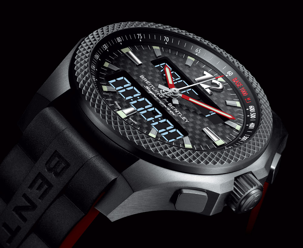 Breitling Bentley Supersports B55 Watch Watch Releases