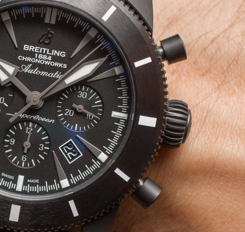 Breitling Superocean Heritage Chronoworks Watch Hands-On Hands-On