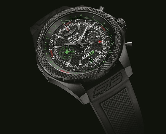 Breitling for Bentley GT3 - angle