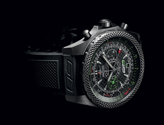 Breitling for Bentley GT3 - reclining