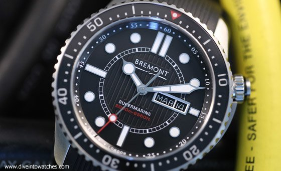 Hands-On With The Bremont Supermarine S2000 Replica
