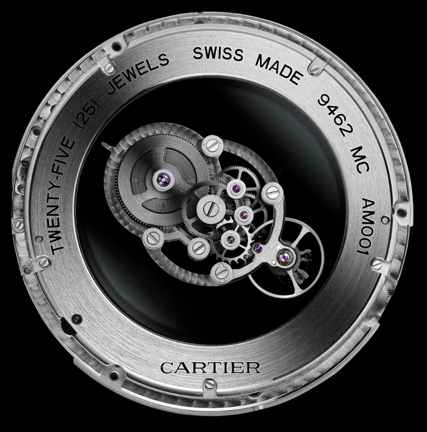 Introducing The Cartier Rotonde De Cartier Astromystérieux 43.5mm Replica