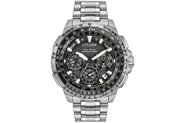 Citizen Introduces The Advanced, Techinical Promaster Navihawk Satellite Wave GPS Replica Watch