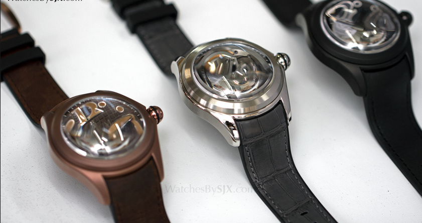 Corum Heritage Bubble Replica Watch Review