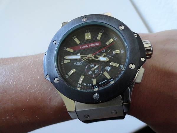 Hublot Luna Rossa Replica Watch