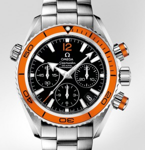 Orange Omega Seamaster Replica