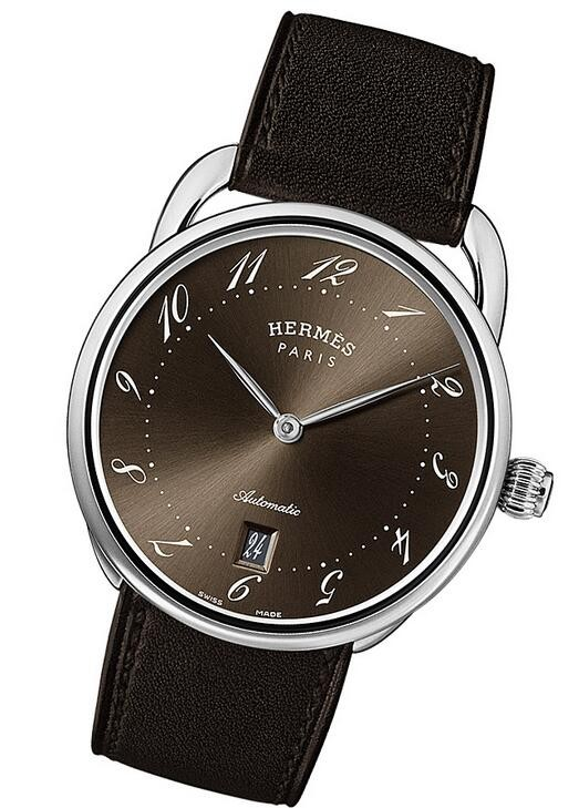 Hermes Produces the Elegant Arceau Replica Watch Collection For Women