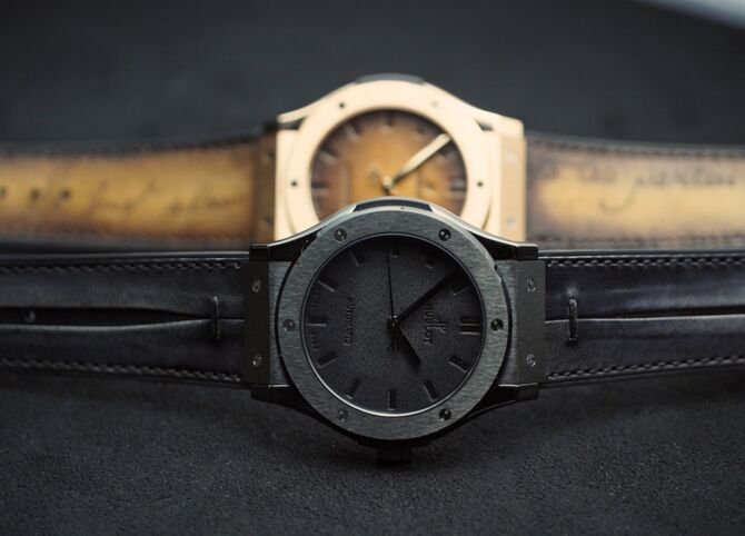Reviewing Hublot Classic Fusion Berluti Replica Watch