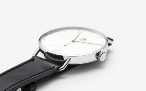 Closer Look At Nomos Glashutte Metro Gangreserve Replica Watch