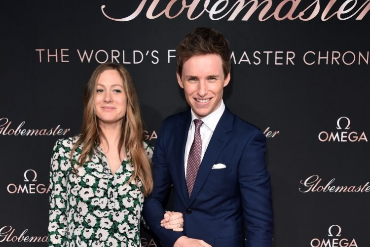 Omega Replica Launches the Globemaster Watches With Eddie Redmayne