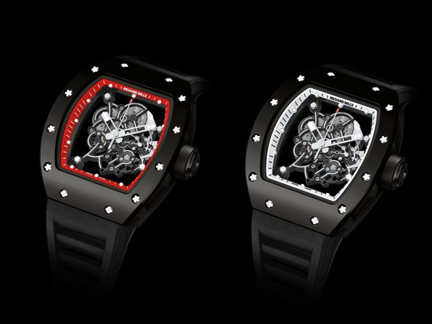 The Masculine Richard Mille Replica Watch Presents Two Newest Watches at TimeCrafters