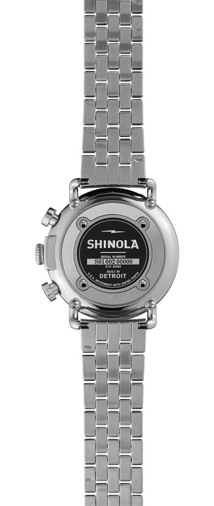 Take A Look At The Shinola Runwell Chronograph 41mm Mens Replica