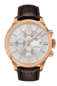 Introducing The Tissot Chemin des Tourelles Chronograph Replica Watch