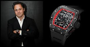 Richard Mille RM 011 Felipe Massa Fake Watch