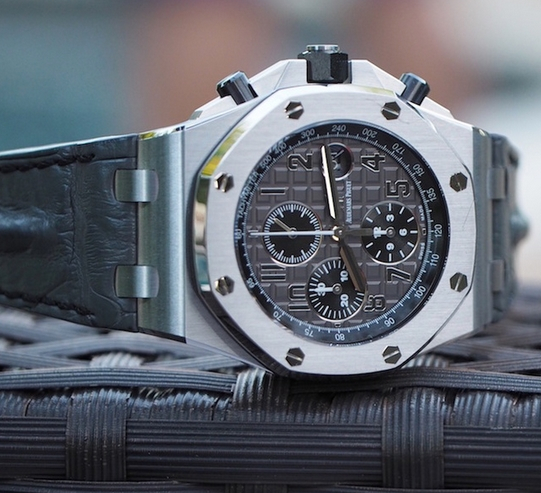 Audemars Piguet Royal Oak Offshore The Elephant 26470ST.OO.A104CR.01
