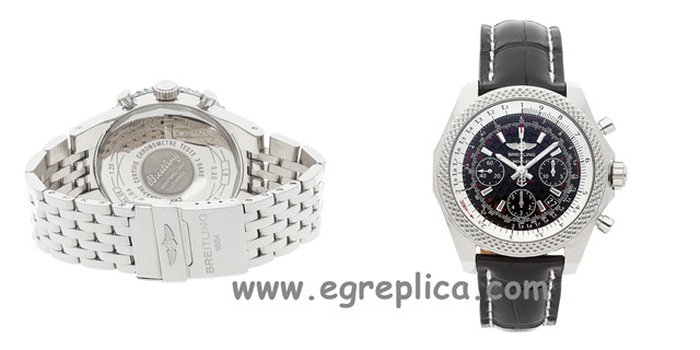 breitling bentley replica SuperOcean Chronograph Second Generation Stainless Steel and Gold Edition