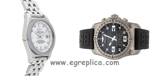 Breitling Colt Chronograph Automatic Black Steel Replica